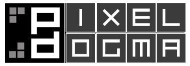 píxel·dogma